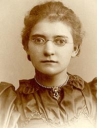 Photograph of Agatha Tiegel Hanson