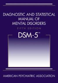 Book cover image of the DSM-5