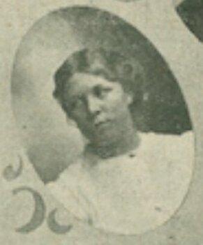 Photograph of Emma M. Emmertson