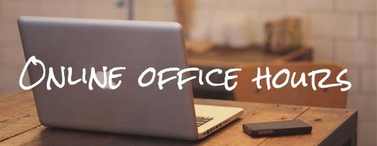 online office hours logo