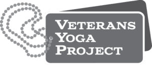 veteran yoga project dogtag logo