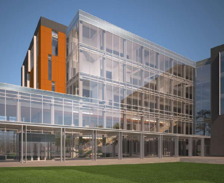 College of Osteopathic Medicine facility - 2019