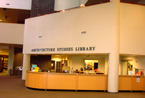 Quick facts about the Architecture Studies Library