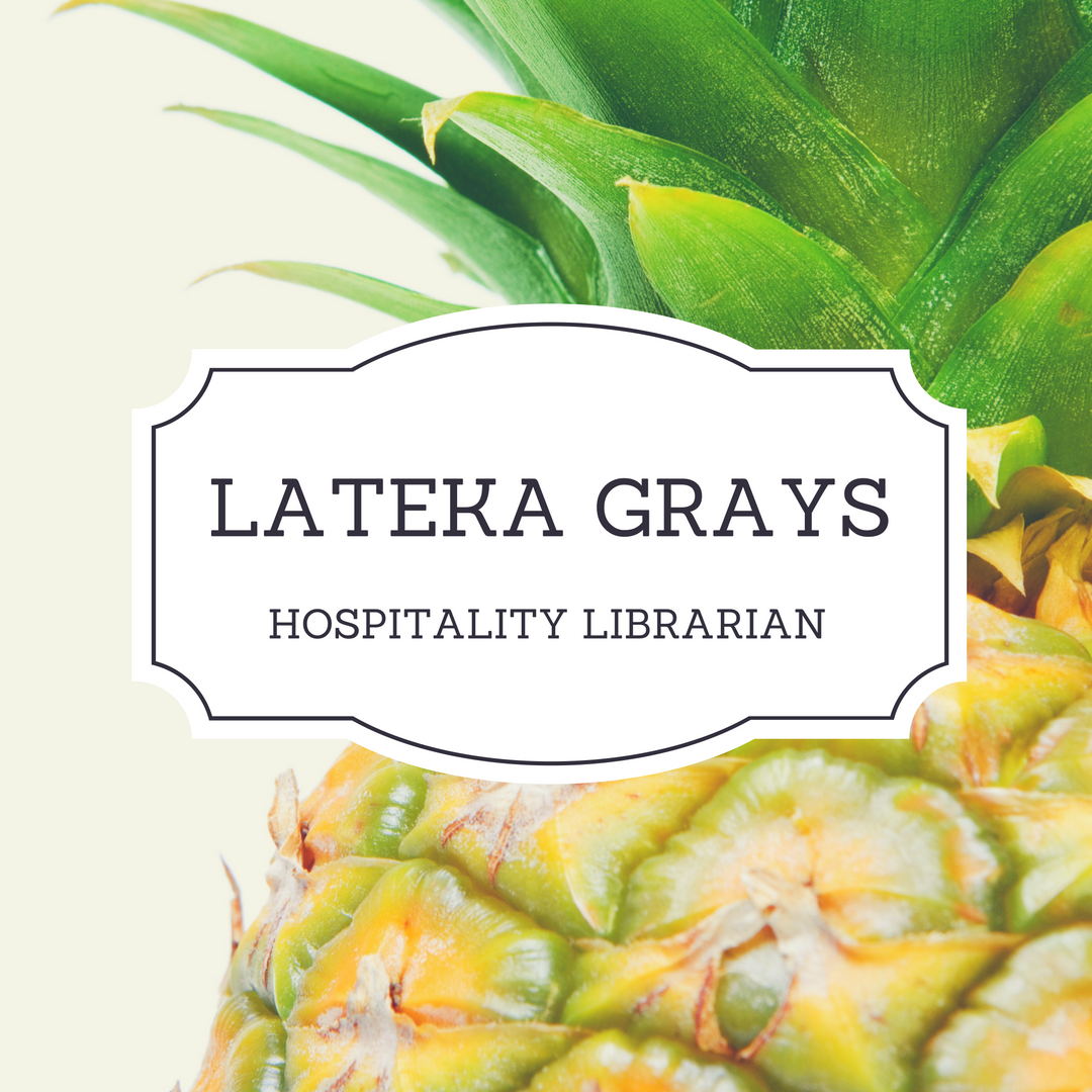 Lateka Grays, Hospitality Librarian's picture
