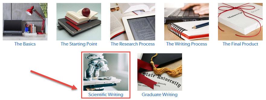 Scientific Writing in Writing@APUS