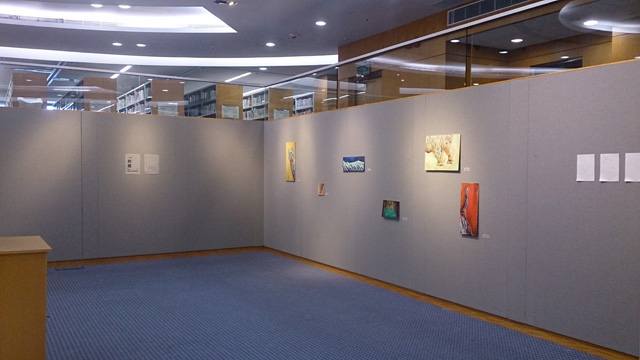 Joint Exhibition of Chan Helena, Leung Yim Wa, Wong Ka Man Carmen and Wong Yuet Hei 《狗展》— 陳婷、梁艷華、黃家敏及黃悅曦聯展
