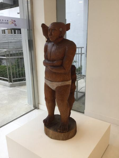 Sculpture Exhibition Series at New Asia College Ch'ien Mu Library: Part II 新亞書院錢穆圖書館雕塑展覽系列之二