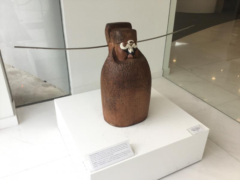 Sculpture Exhibition Series at New Asia College Ch'ien Mu Library: Part III 新亞書院錢穆圖書館雕塑展覽系列之三