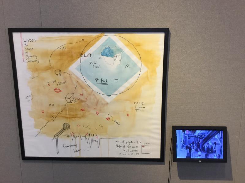 The Art of CUHK 2017 - Sing's Experience Hub -- Exhibition by Tse Chun Sing 中大藝術2017 - 振聲聲音體驗館 — 謝振聲作品展