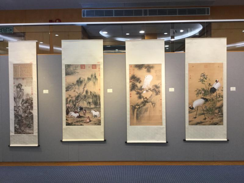 Chinese Art Classics on View: Qing Dynasty 藝術經典欣賞:清朝