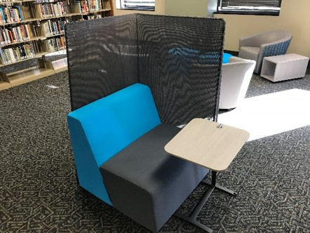 image of a chair and study desk