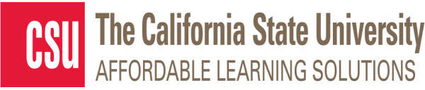 CSU Affordable Learning Solutions