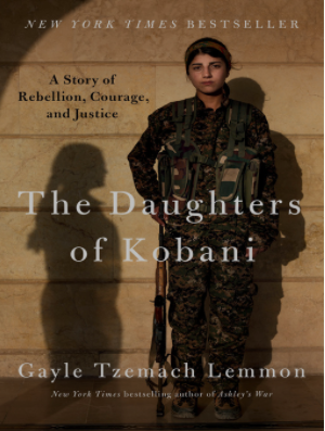 Book Cover for The Daughters of Kobani: a story of rebellion, courage, and justice