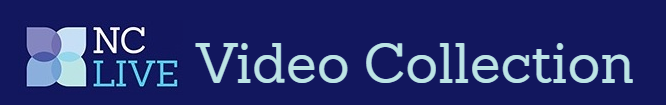 NC LIVE Video Collection Logo