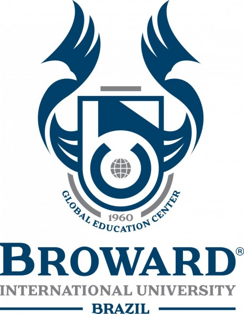 Broward International University Brazil logo