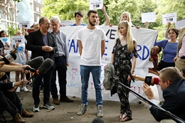 Parents of Terminally-Ill Charlie Gard