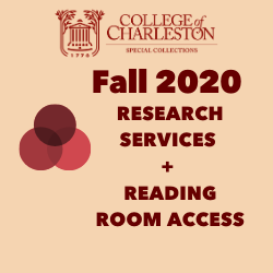Fall 2020 Research Services and Reading Room Access