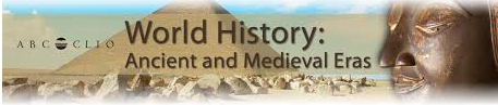 World History Ancient & Medieval Eras
