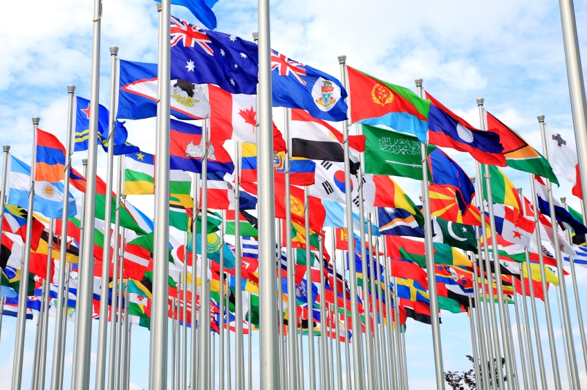 Flags of the World image