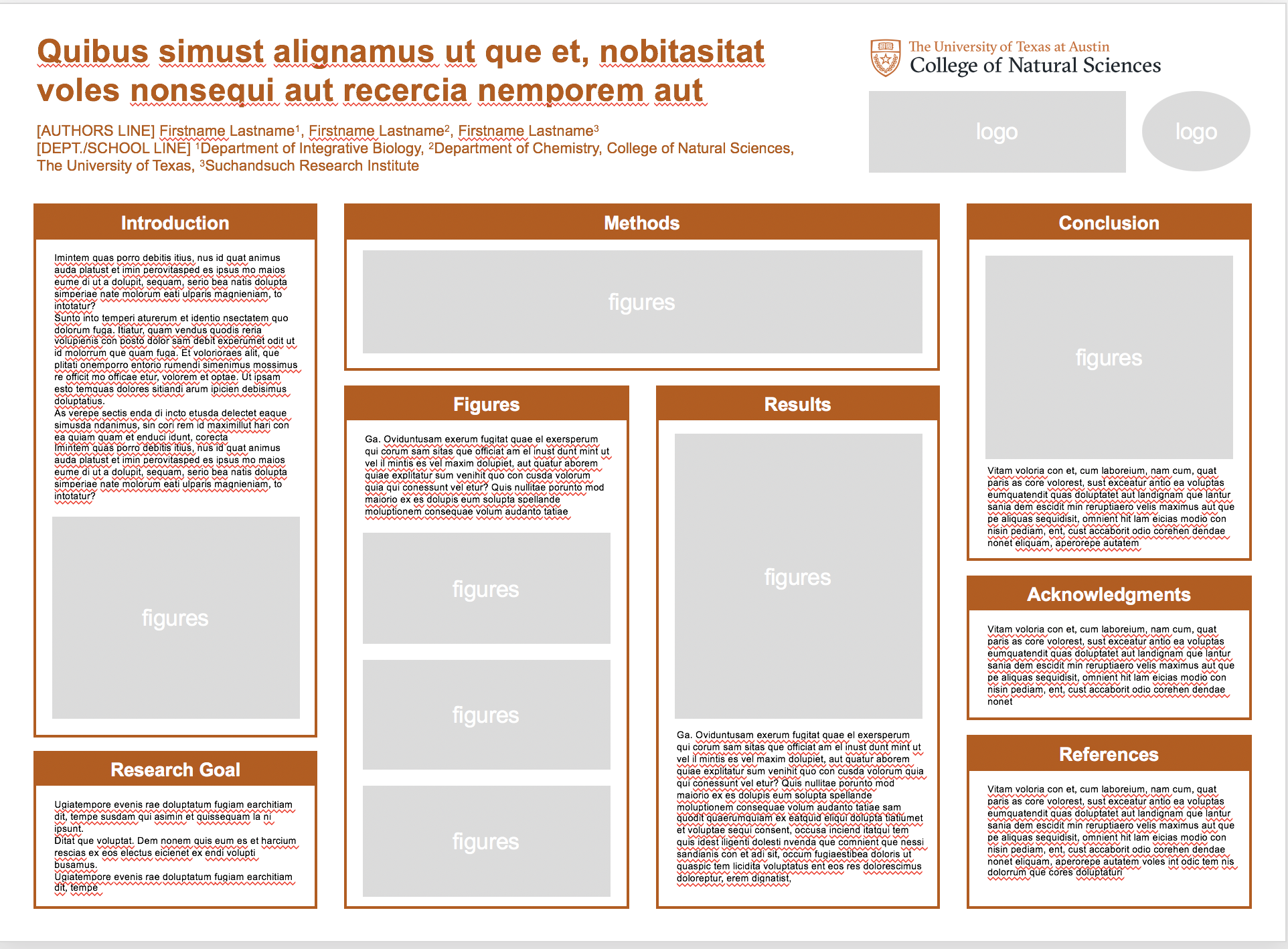 poster example