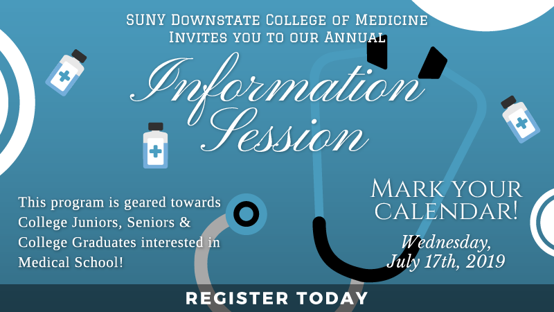 College of Medicine Information Session 2019