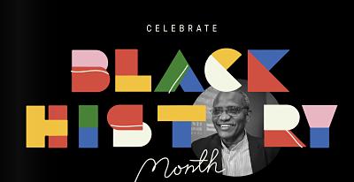 Celebrate Black History Month Poster