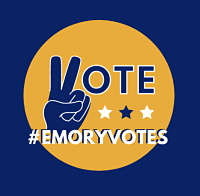 Emory Votes Logo