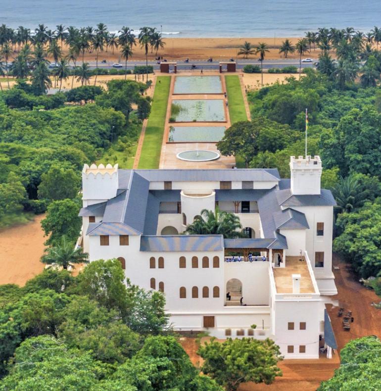 Palais de Lomé, Togo