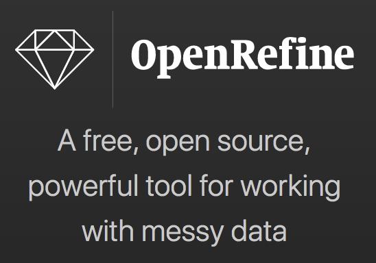 OPenRefine logo