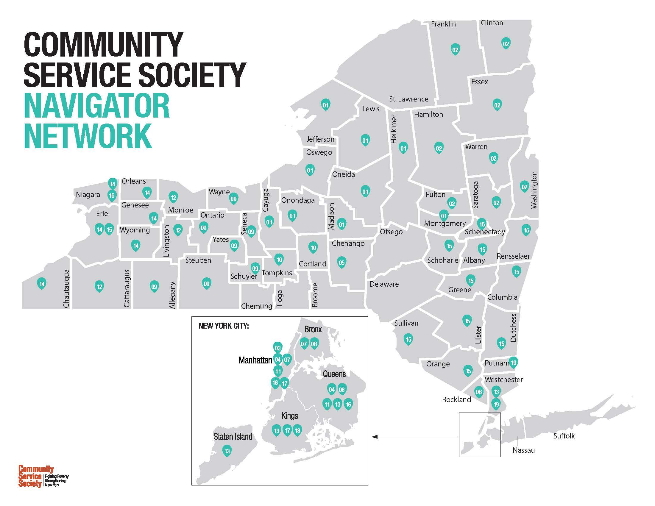 Community Service Society of NY