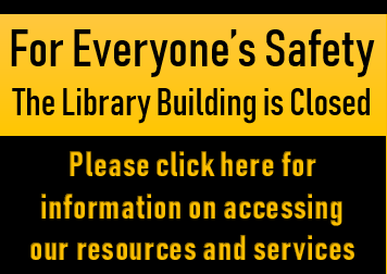 Library Closure FAQ