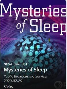 AVON-Mysteries of Sleep