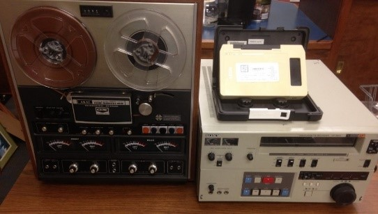 Equipment to Digitize Older Media