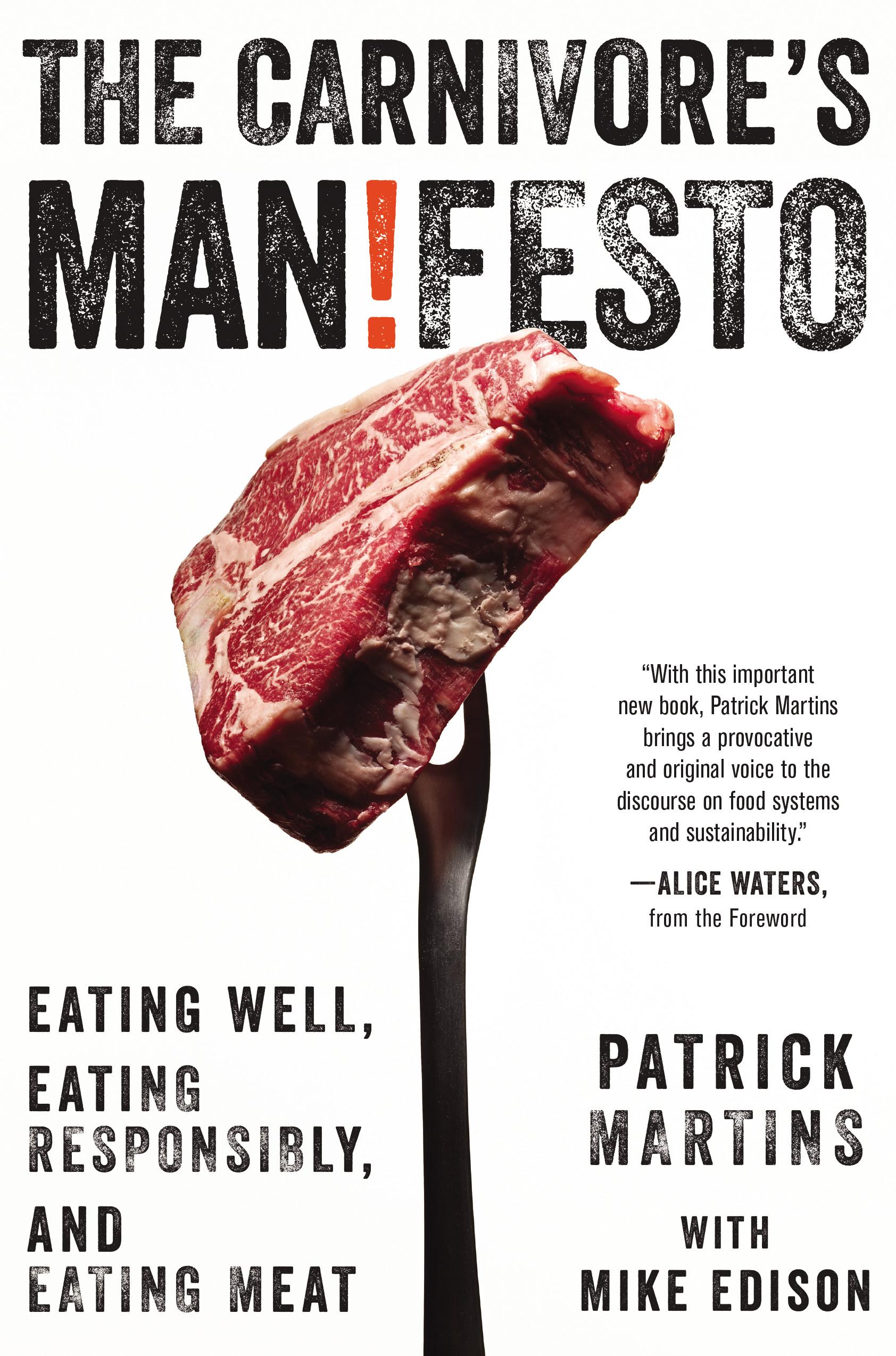 Cover of The Carnivore's Manifesto