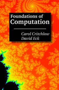 Foundations of Computation [cover image]