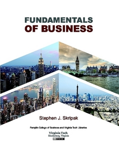 Fundamentals of Business  [cover image]