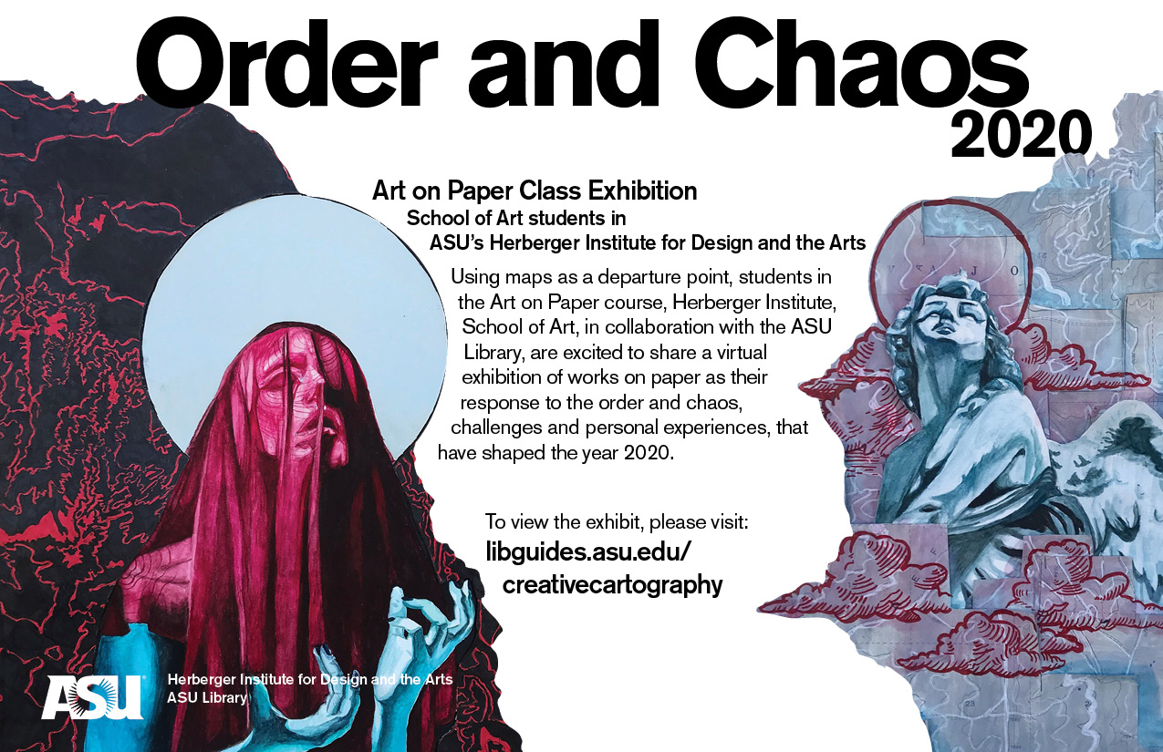 Order and Chaos 2020 Exhibition