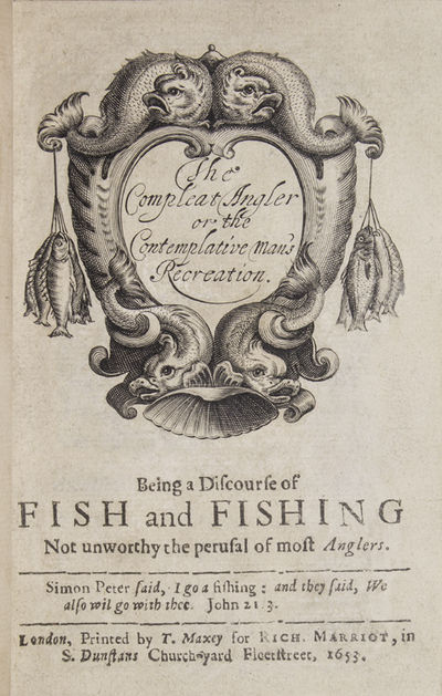 1653 Edition Title Page