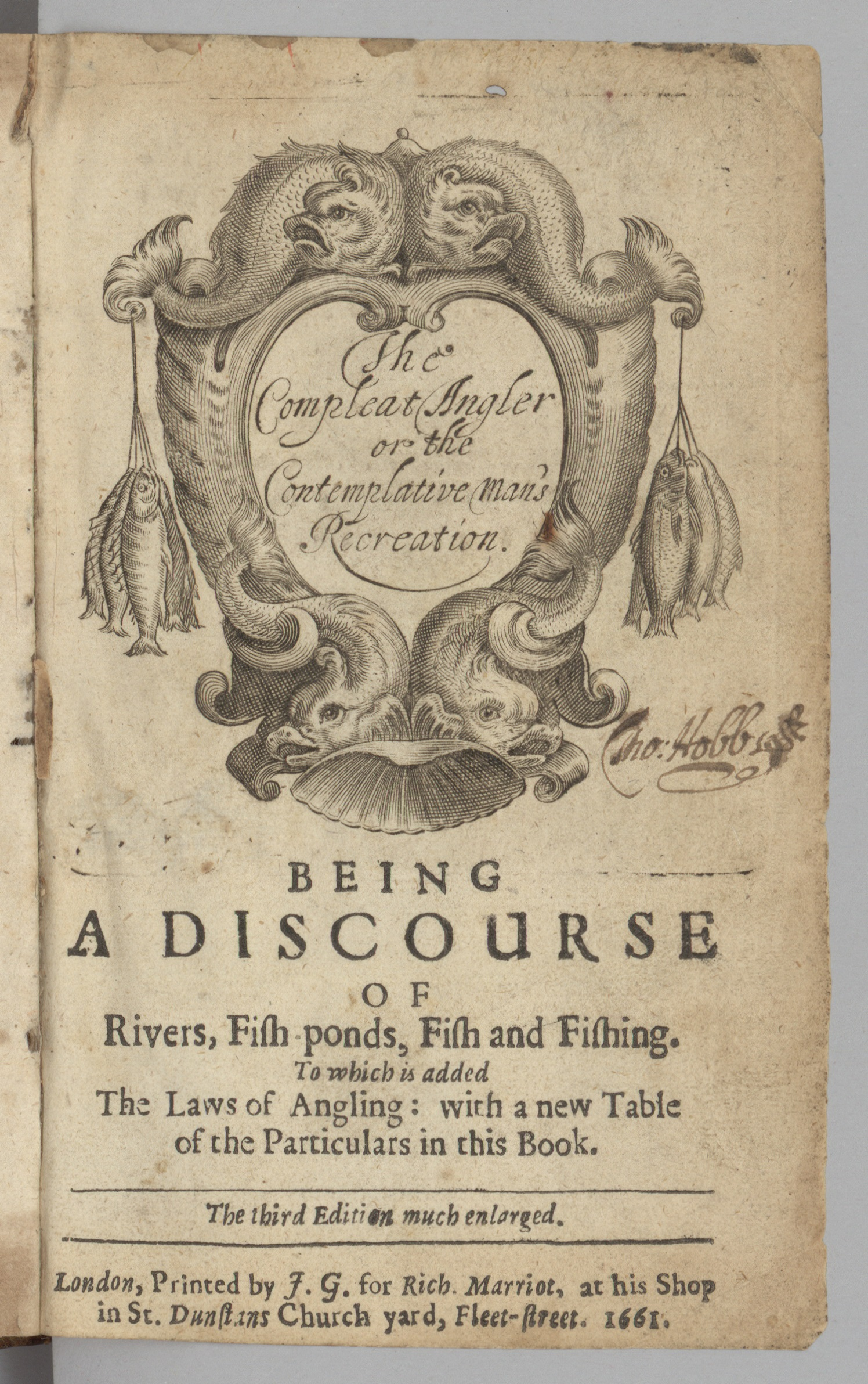 1661 Title Page