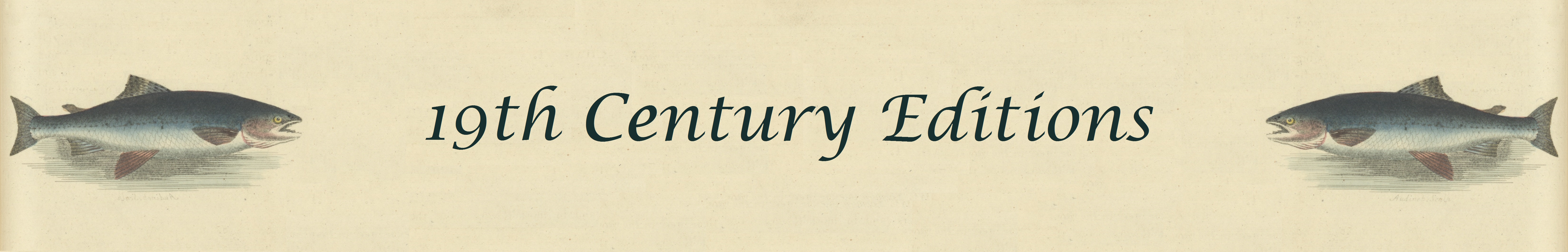 19th Century Page Banner