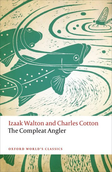 Cover for the 2016 Compleat Angler