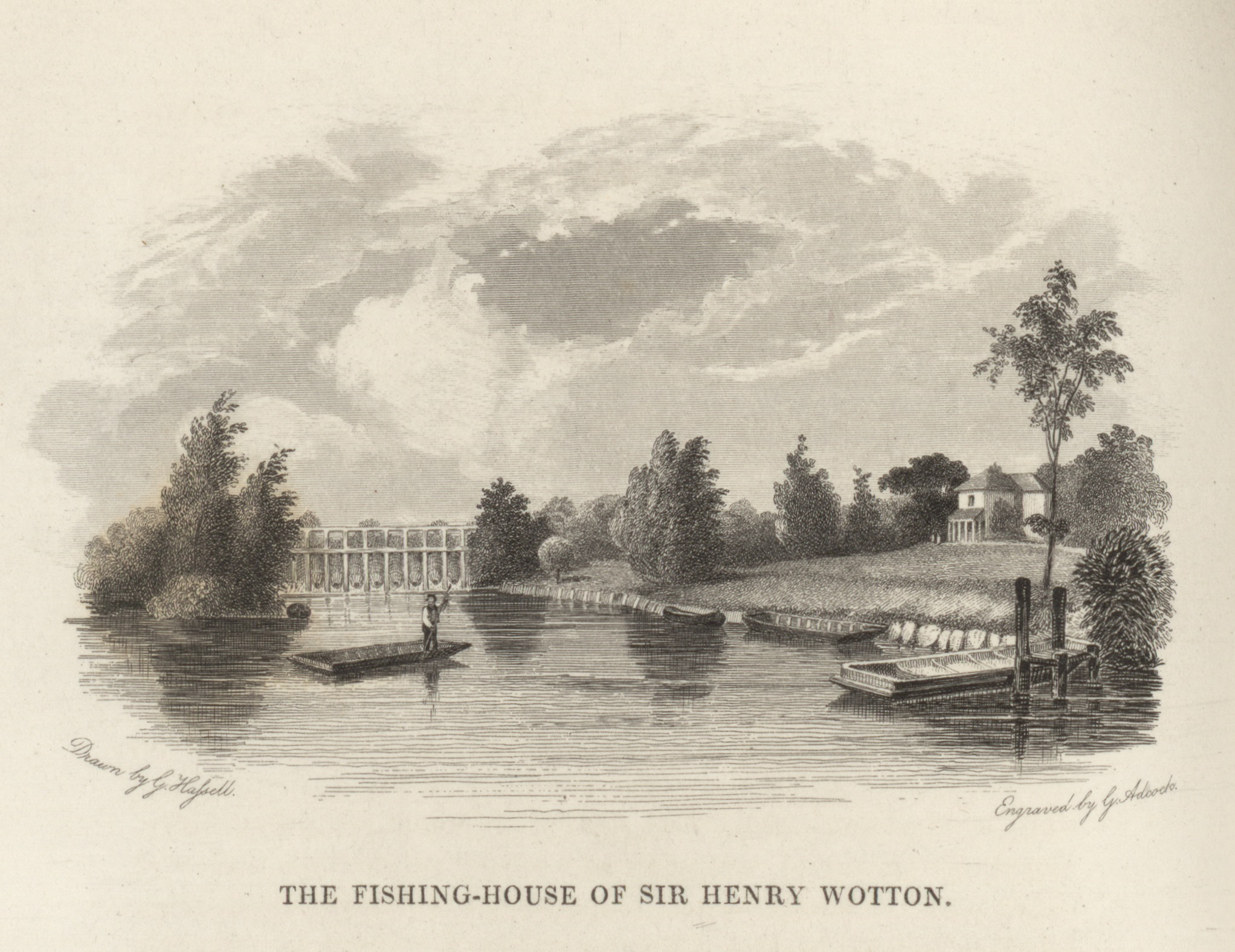 Wotton's Fishing House