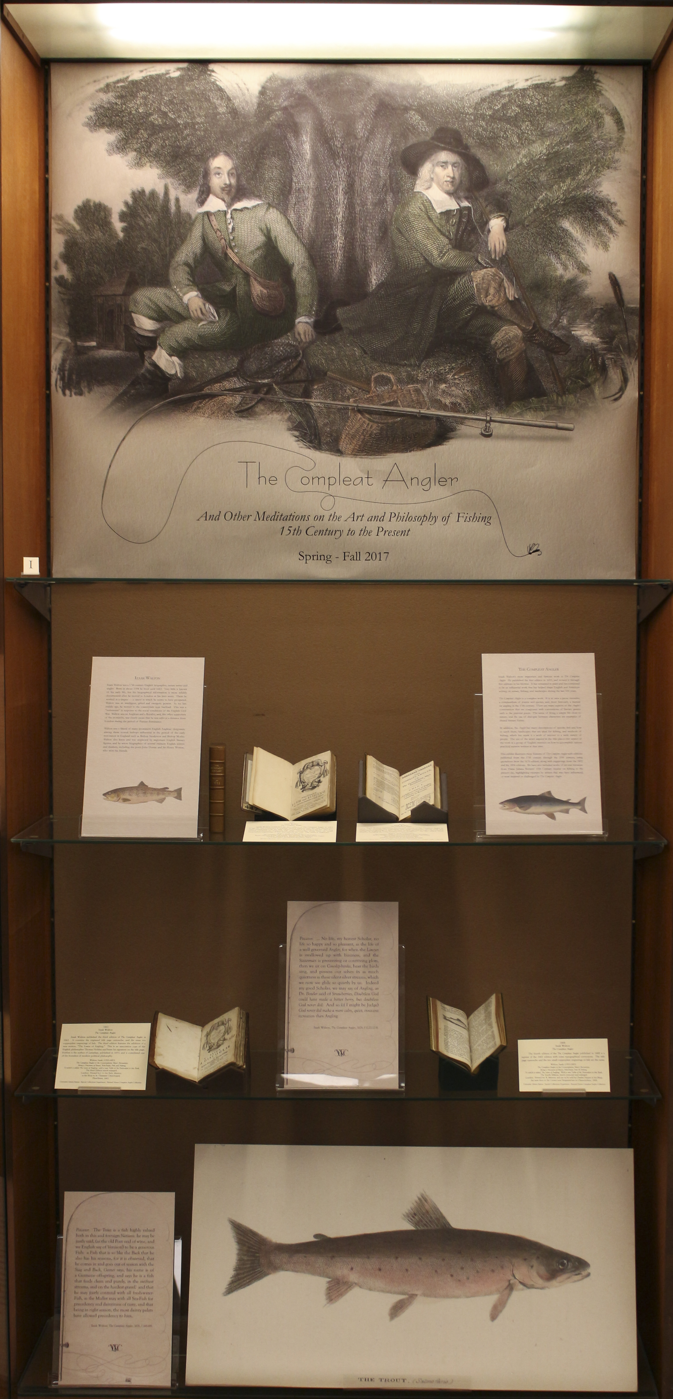 Photograph of Exhibit Case 1