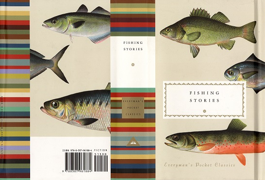 Fishing Stories dust jacket