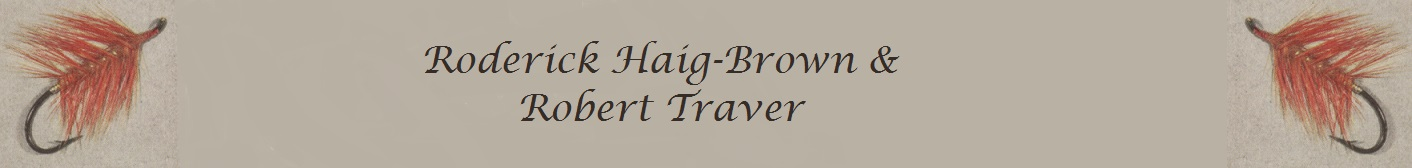 Haig-Brown and Traver page banner