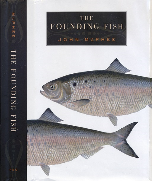 Founding Fish dust jacket
