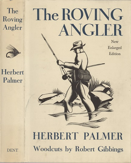 The Roving Angler cover