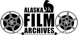 Logo for the Alaska Film Archives at the University of Alaska Fairbanks Rasmuson Library