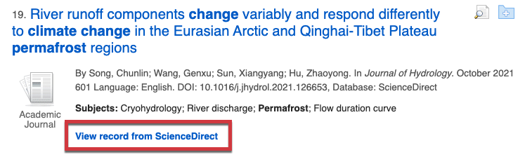 Article is available from ScienceDirect