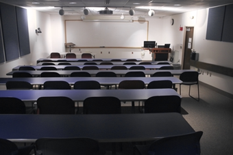 Media Classroom, Room 340